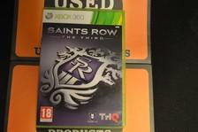XBox 360 Game Saints Row the third