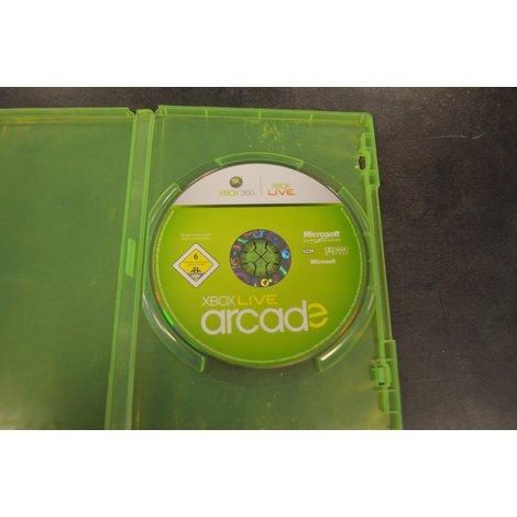 XBox 360 Live Arcade los spel