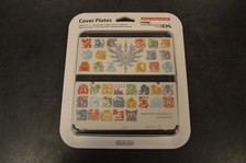 Nintendo NEW 3DS Cover Plates NIEUW