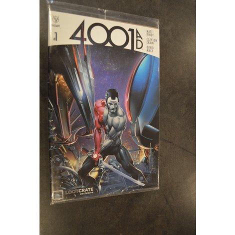 Lootcrate Exclusive Valiant 4001AD