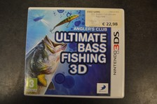 3ds game ultimate bass fishing 3d