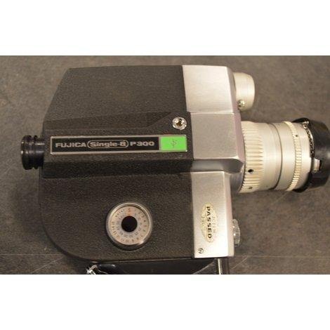 Fujica Single-8 P300 camera