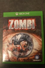 Xbox One game Zombi