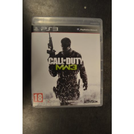 PS3 Game C.o.D. MW3