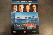 Law & Order Criminal Intent Seizoen 1