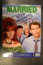 Dvd box Married with children seizoen 2