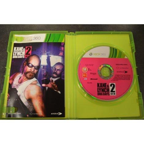 Xbox 360 Kane & Lynch Dead Men