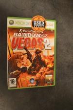 Xbox 360 Tom Clancy's Rainbow Six Vegas 2