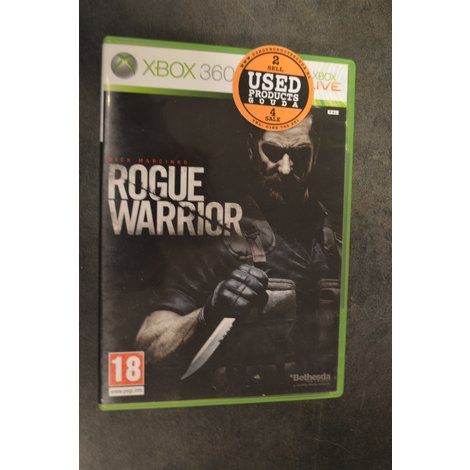 Xbox 360 game Rogue Warrior