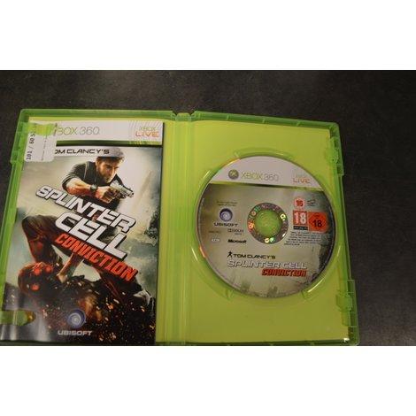 Xbox 360 Tom Clancy's Splinter Cell Conviction