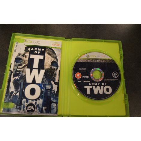 Xbox 360 game Army of Two