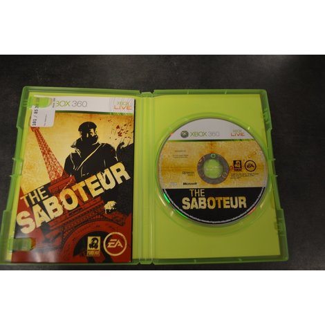 Xbox 360 The Saboteur