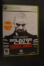 Xbox 360 Splinter Cell Double Agent