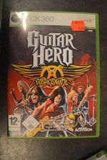 Xbox 360 Guitar Hero Aerosmith