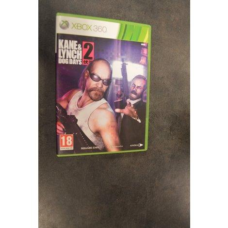 Xbox 360 game Kane en Lynch 2 Dog Days