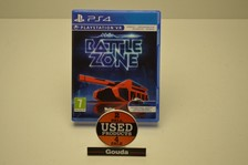 PS4 VR Game Battlezone
