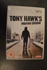 Wii Game Tony Hawks Proving Ground