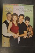 Dvd box Will en Grace seizoen 3