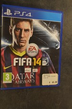 PS4 game Fifa 14
