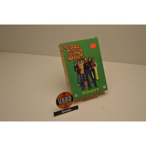 Dvd box That 70 show seizoen 8