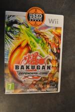 Wii Game Bakugan  Defenders of the Core