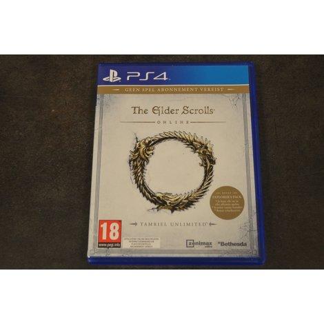 PS4 Elder Scrolls Online
