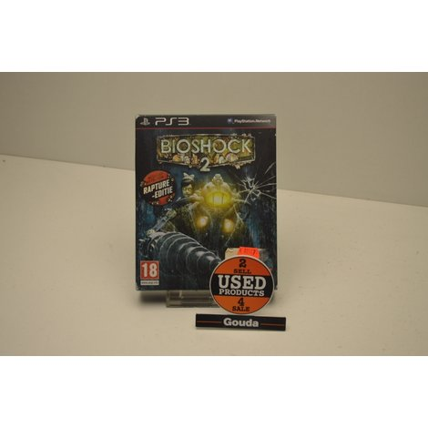 PS3 Bioshock Rapture Edition