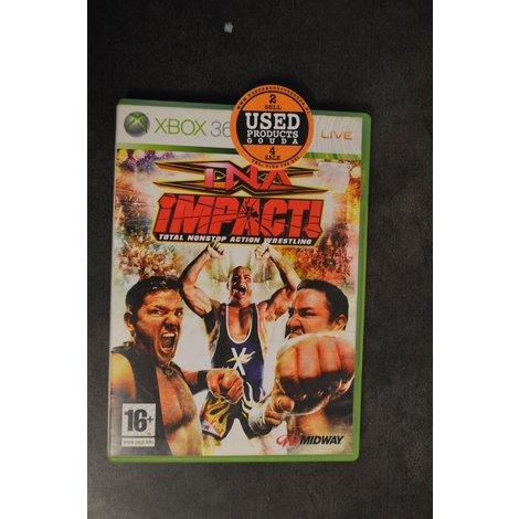 XBox 360 game TNA Impact  Wrestling