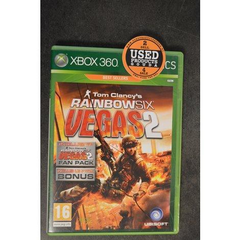 XBox 360 game Rainbow Six Vegas 2