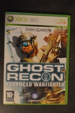 XBox 360 game Ghost Recon Advanced Warfighter