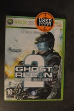 XBox 360 game Ghost Recon Advanced Warfighter 2