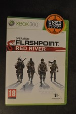 XBox 360 game Operation Flashpoint Red River