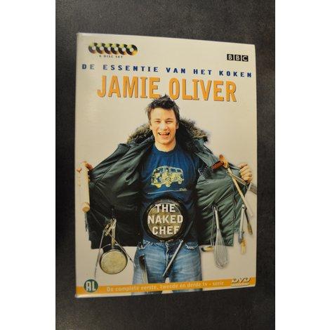 Dvd box  jamie oliver