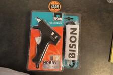 Bison Glue Gun NIEUW in verpakking