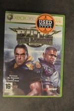 XBox 360 game Blitz  The League