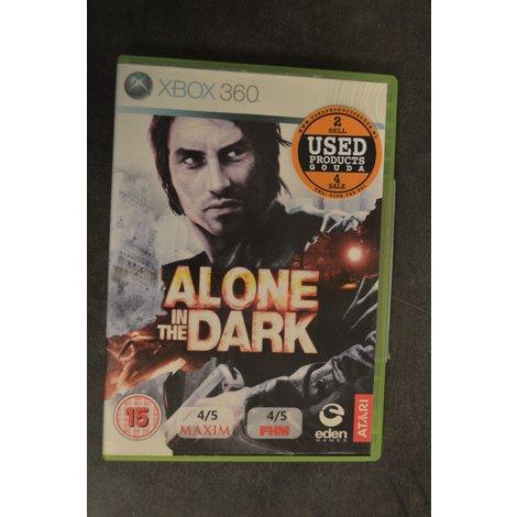 XBox 360 game Alone in the Dark