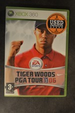 XBox 360 game Tiger Woods PGA Tour 06