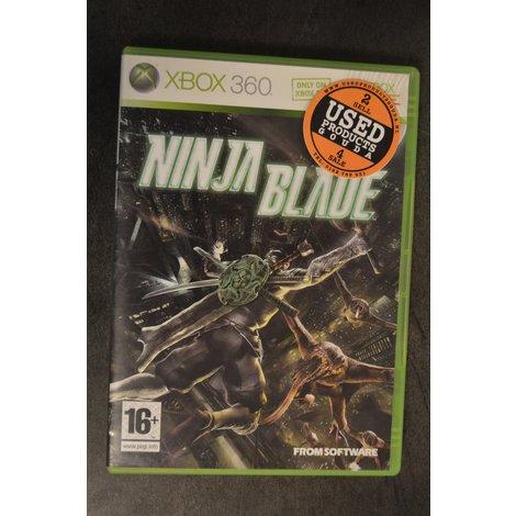 XBox 360 game Ninja Blade