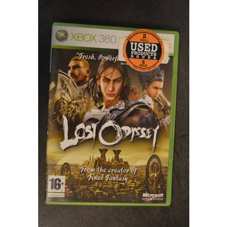 XBox 360 game Lost Odyssey