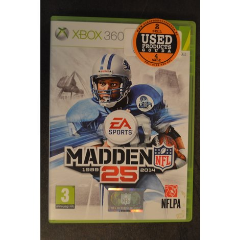 XBox 360 game Madden 25