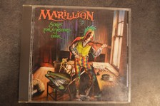CD Marillion Script for a Jester's Tear
