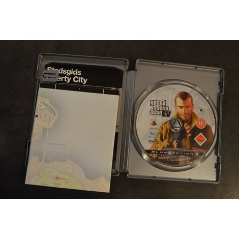 PS3 Game GTA IV