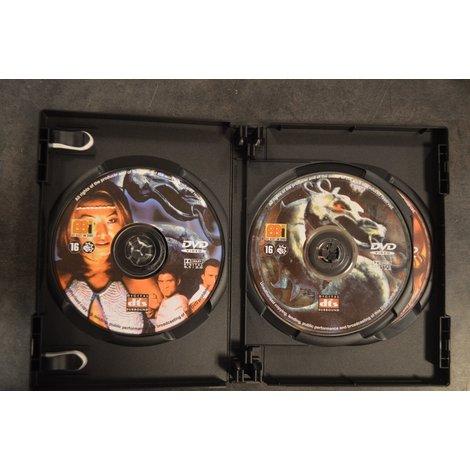 Dvd box Mortal Kombat Conquest