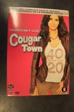 Dvd box Cougar town seizoen 1