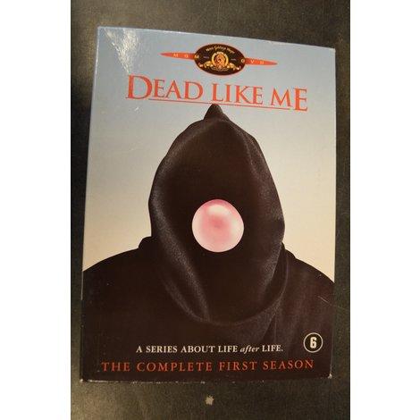 Dvd box Dead like me seizoen 1