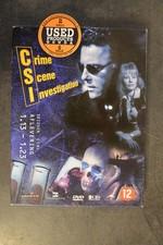 Dvd box C.S.I. seizoen 1 afl. 1-13 tot 1-23