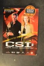 Dvd Box C.S.I. seizoen 3 afl. 3-1 tot 3-12