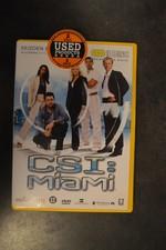 DVD Box C.S.I. Miami seizoen 1 afl. 1-1 tot 1-12