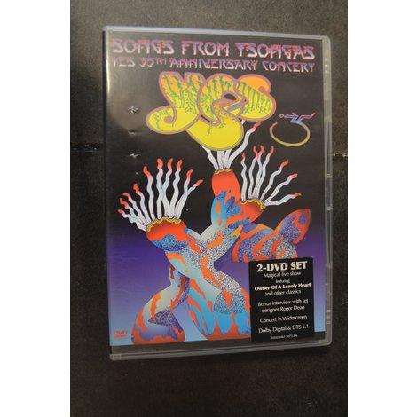 Muziek dvd YES yes 35 anniversary concert
