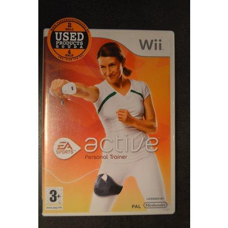Wii Game EA Active